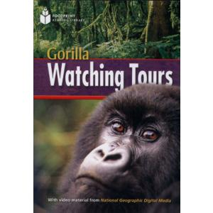 Gorilla Watching Tours + CD. Footprint Reading Library