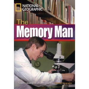 The Memory Man + CD. Footprint Reading Library