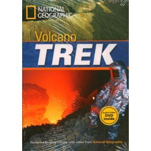 Volcano Trek + CD. Footprint Reading Library