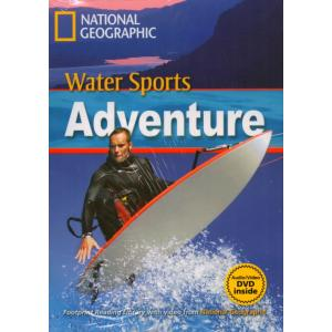 Water Sports Adventure + CD. Footprint Reading Library