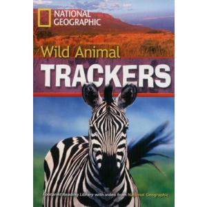 Wild Animal Trackers + CD. Footprint Reading Library