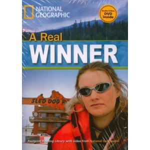 A Real Winner + CD. Footprint Reading Library