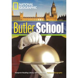 Butler School + CD. Footprint Reading Library