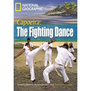 Capoeira: The Fighting Dance + CD. Footprint Reading Library