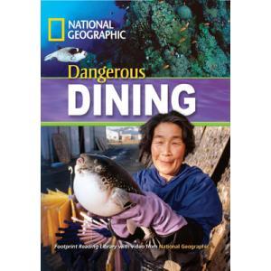 Dangerous Dinning + CD. Footprint Reading Library