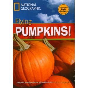 Flying Pumpkins! + CD. Footprint Reading Library