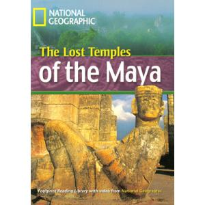 The Lost Temples of the Maya + CD. Footprint Reading Library