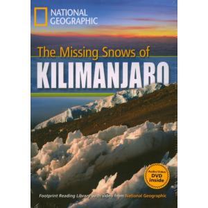 The Missing Snows of Kilimanjaro + CD. Footprint Reading Library