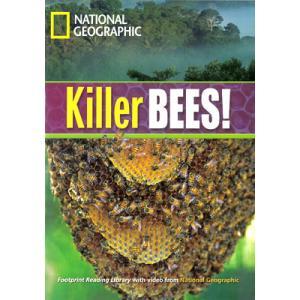 Killer Bees! + CD. Footprint Reading Library