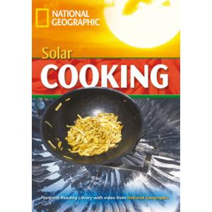 Solar Cooking + CD. Footprint Reading Library