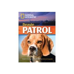 Beagle Patrol + CD. Footprint Reading Library