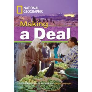 Making a Deal + CD. Footprint Reading Library