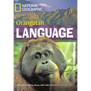 Orangutan Language + CD. Footprint Reading Library