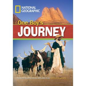 One Boy's Journey + CD. Footprint Reading Library