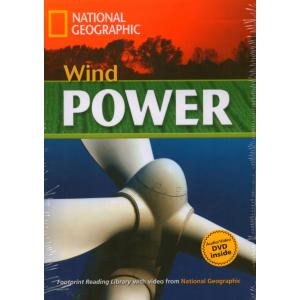 Wind Power + CD. Footprint Reading Library