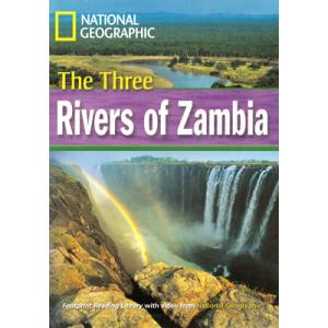 The Three Rivers of Zambia + CD. Footprint Reading Library