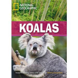 Koalas + CD. Footprint Reading Library
