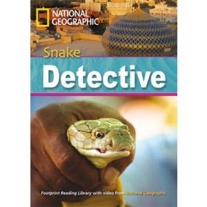 Snake Detective + CD. Footprint Reading Library