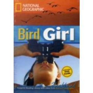 Bird Girl + CD. Footprint Reading Library