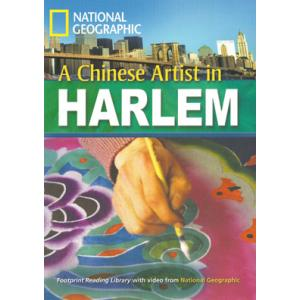A Chinese Artist in Harlem + CD. Footprint Reading Library