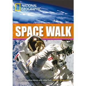 Space Walk + CD. Footprint Reading Library