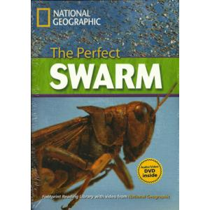 The Perfect Swarm + CD. Footprint Reading Library