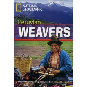Peruvian Weavers + CD. Footprint Reading Library