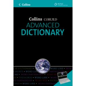 Collins Cobuild Advanced Dictionary   Book + myCOBUILD.com Access + CD-ROM