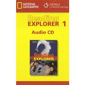 Reading Explorer 1. CD do Podręcznika