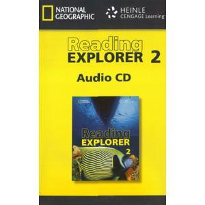 Reading Explorer 2. CD do Podręcznika