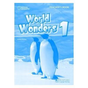 World Wonders 1.    Książka Nauczyciela