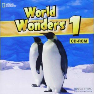 World Wonders 1. CD-ROM