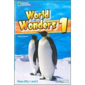 World Wonders 1.   CD do Podręcznika
