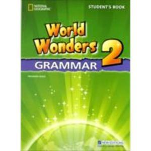 World Wonders 2. Student's Book Grammar