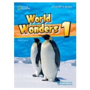 World Wonders 1.   Podręcznik + CD