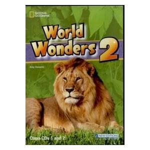 World Wonders 2.   CD do Podręcznika