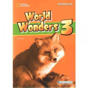 World Wonders 3.    Ćwiczenia