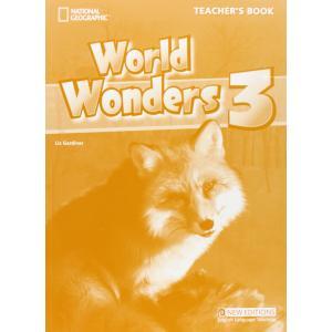 World Wonders 3. Książka Nauczyciela