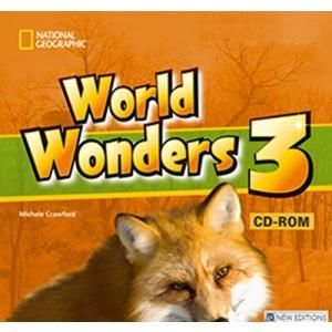 World Wonders 3. CD-ROM