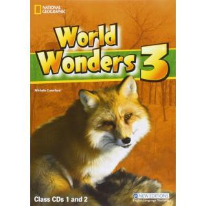 World Wonders 3. CD do Podręcznika
