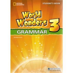 World Wonders 3.   Student's Book Grammar