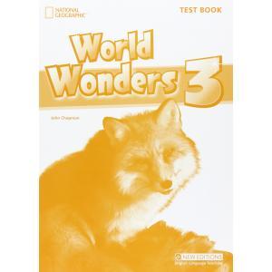 World Wonders 3. Test Book