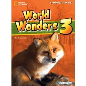 World Wonders 3.    Podręcznik + CD