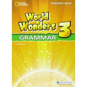 World Wonders 3. Teacher's Book Grammar