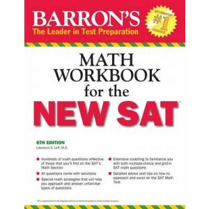 Barron's Math Workbook for the New SAT. 6th Edition