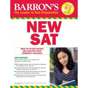 Barron's New SAT. 28th Edition