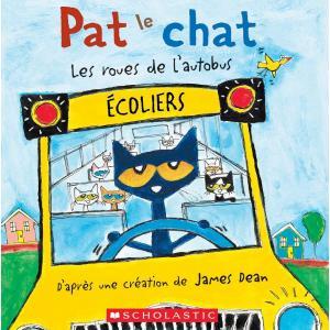 Pat Le Chat: Les Roues de l'Autobus