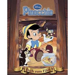 Disney Buch zum Film: Pinoccio