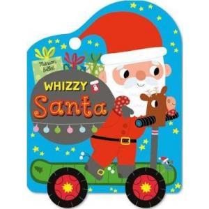 Whizzy Santa (board book)