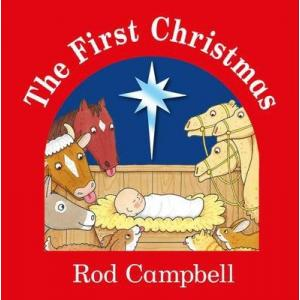First Christmas, the (board book)